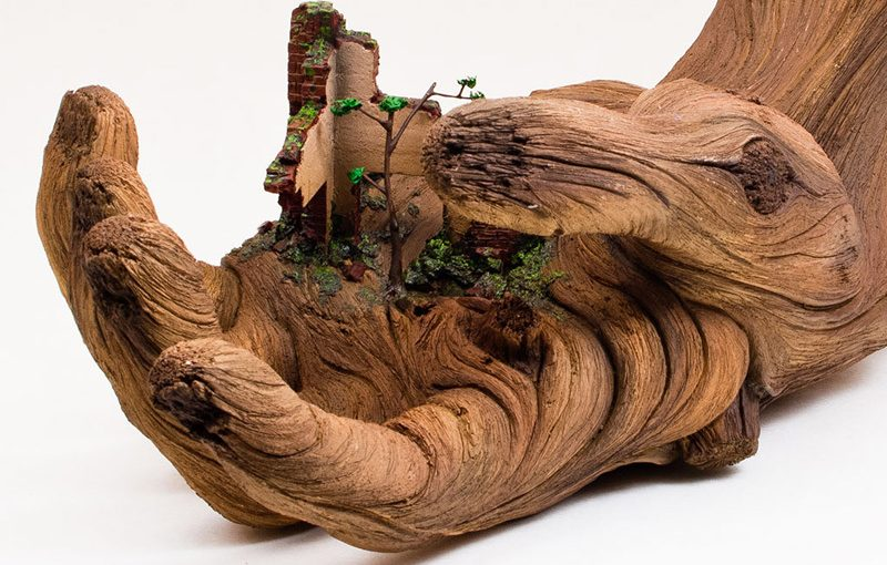 Wood sculpture- The best art of chiseling